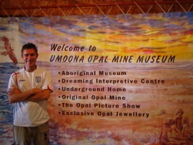Opal Mine Museum, Coober Pedy