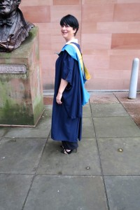 Degree Ceremony, Manchester