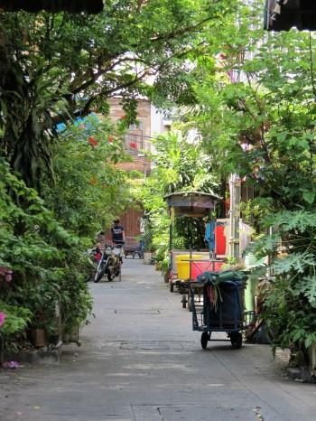 Off Charoen Krung Road