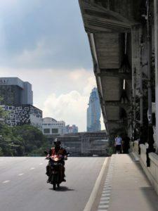 Motorcycle Taxi, Bangkok