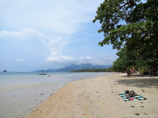 Koh Chang Beaches/Kai Bae