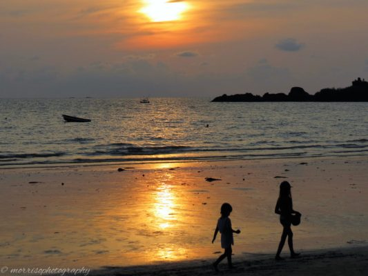 Koh Chang Beaches/Klong Prao