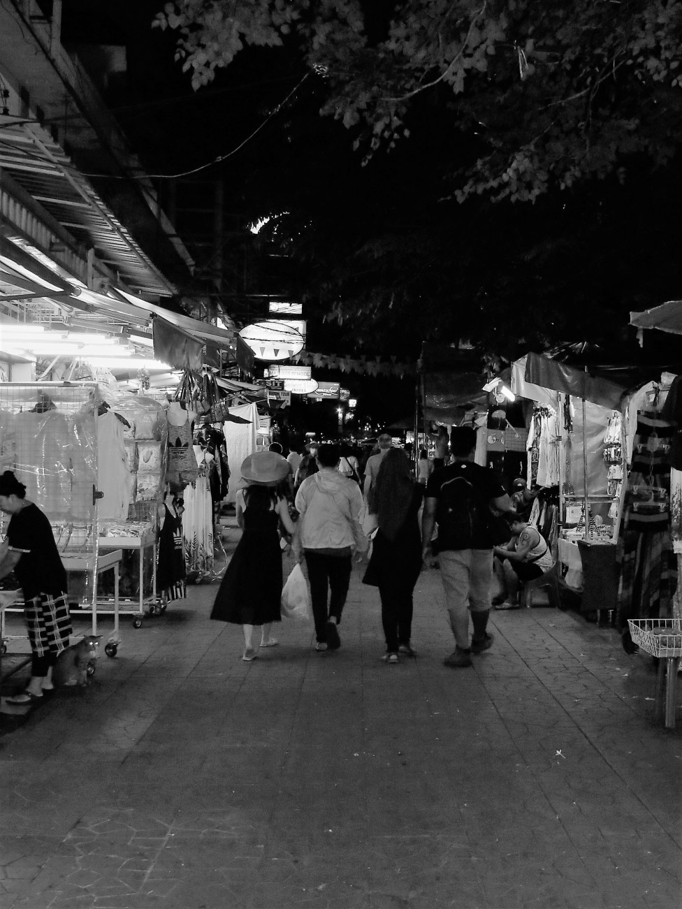 Photos walks in Bangkok