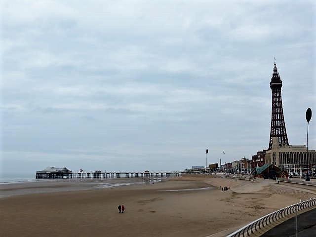 Days out in Blackpool