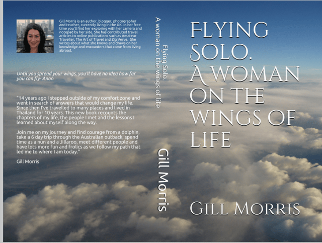 Flying Solo. A Woman on the Wings of Life