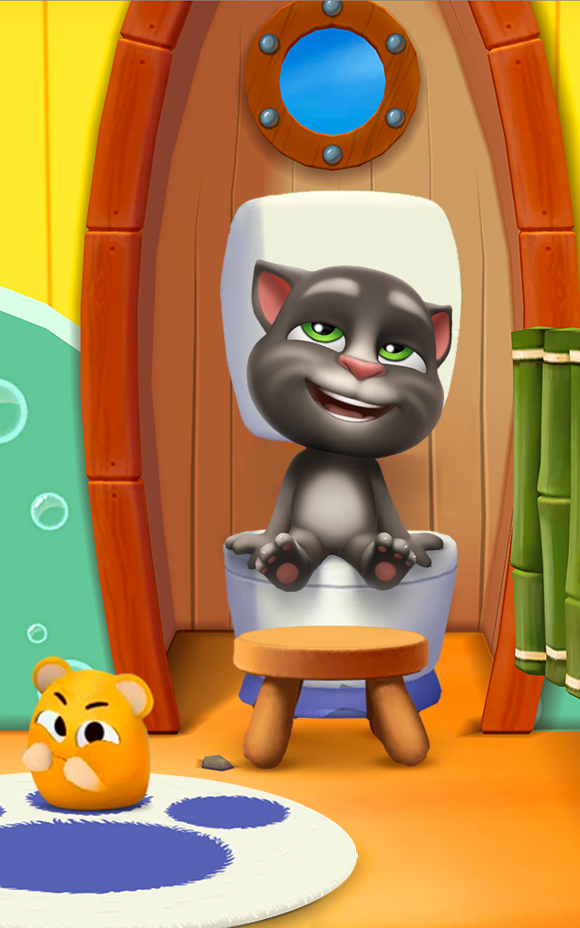Funny Things To Say To Talking Tom : funny, things, talking, Talking, Friends
