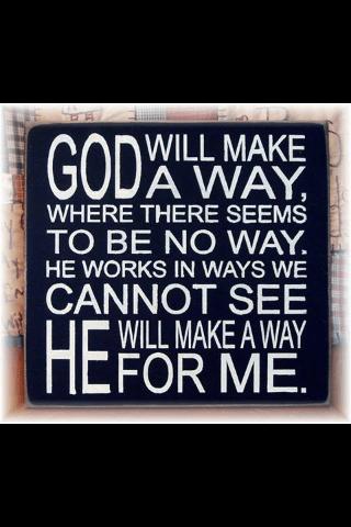 JUST TRUST ME- GOD