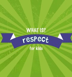 Respect Worksheets and Teaching Resources [ 1080 x 1080 Pixel ]