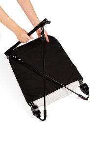 space (and sanity) saver seat: quicksmart fold n go ...