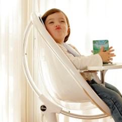 Evenflo Modern Kitchen High Chair Heavy Duty Resin Chairs Lunar Module Mima Moon The Talking Walnut