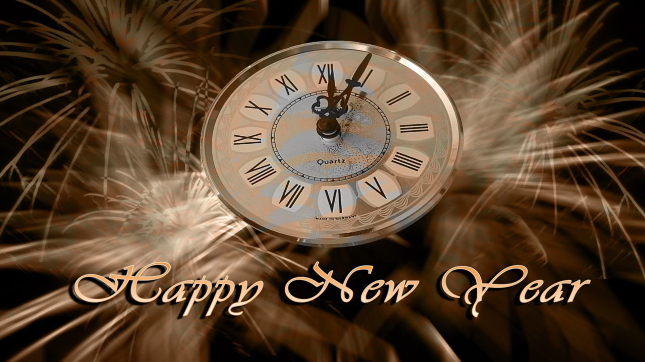 new year wallpapers happy