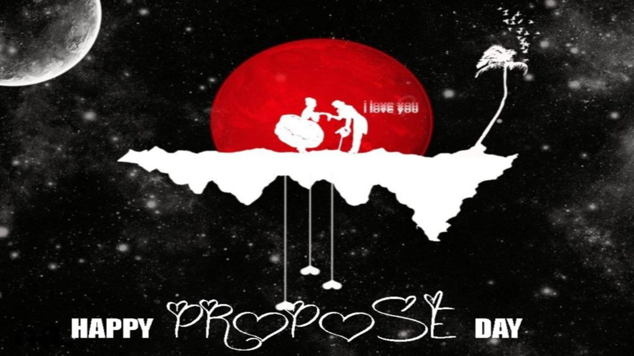100 happy propose day