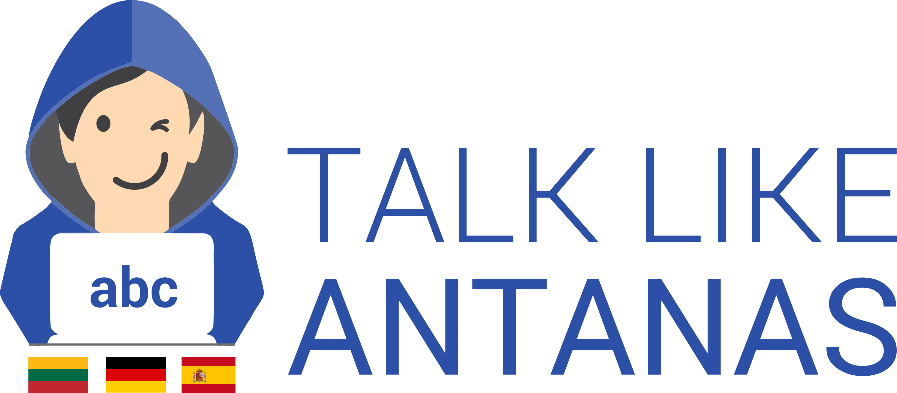 Talk like Antanas