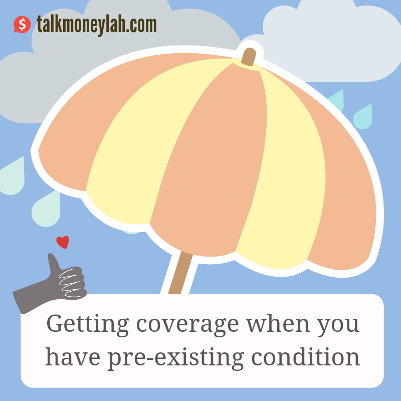 Can I get insurance if I have pre-existing condition?