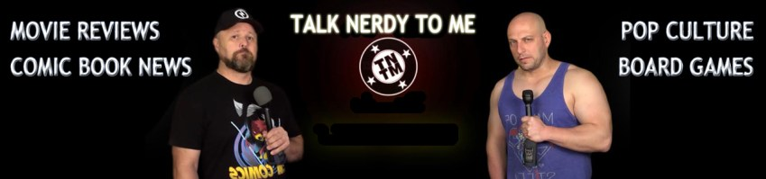 Talk Nerdy to Me Header
