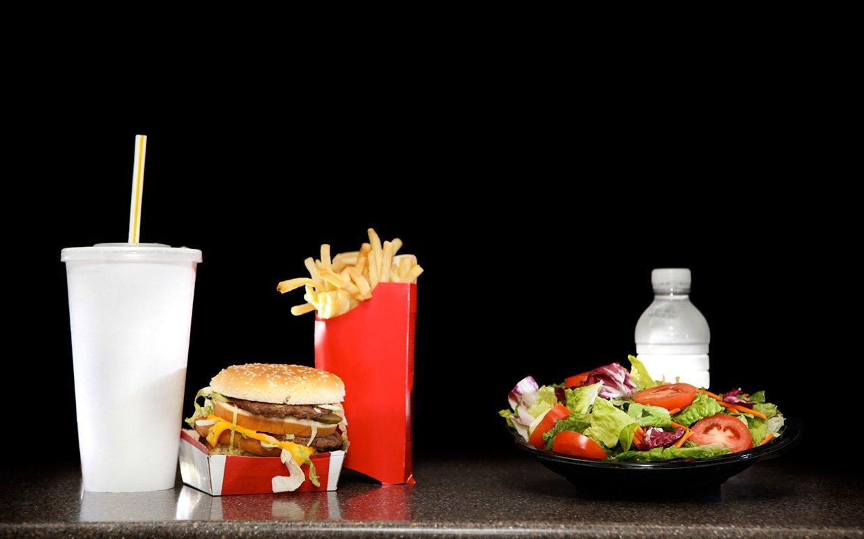 What 200 Calories Looks Like Junk Vs Healthy Food Video
