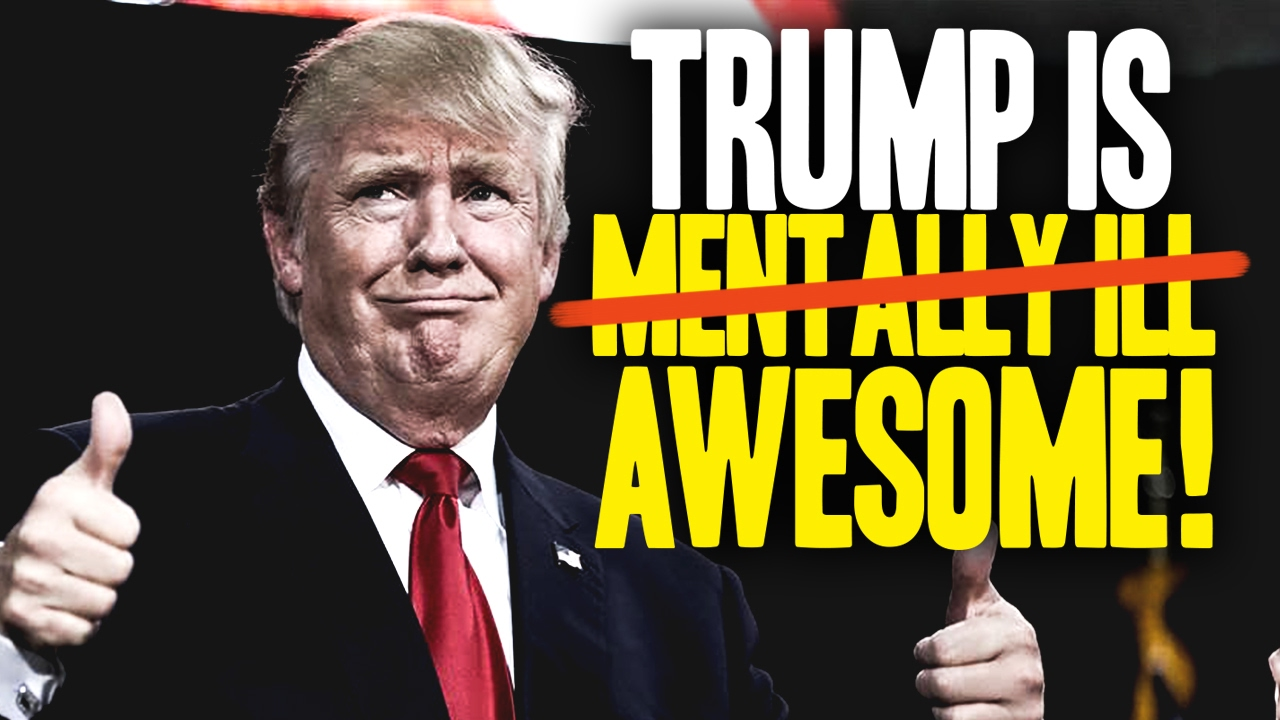 Image result for Mentally unstable Trump