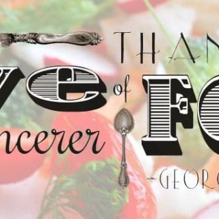 Foodbloggers Tag