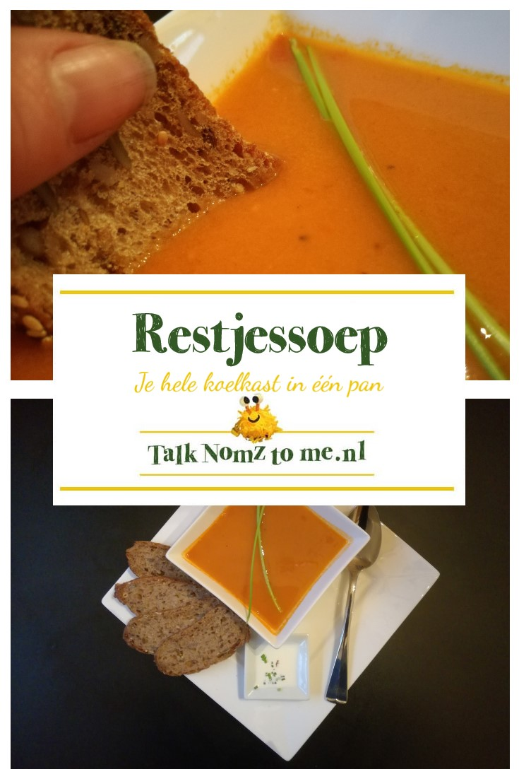 Restjessoep | TalkNomzToMe.nl