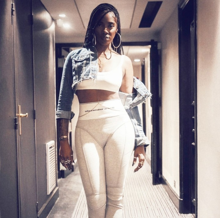 Tiwa Savage Shares S3xy Pictures 4