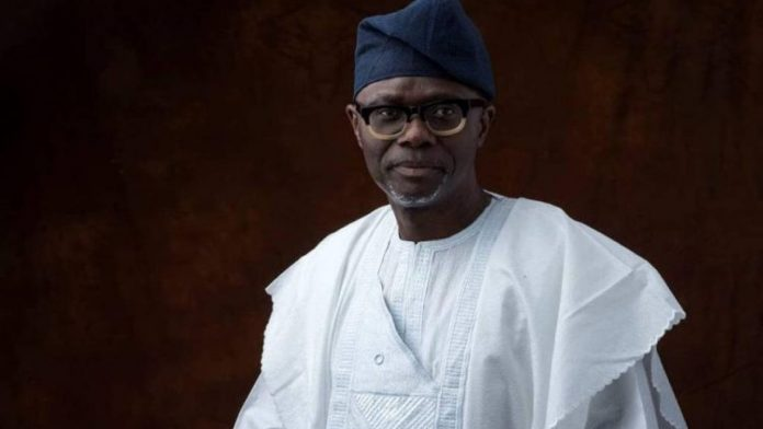 """I Never Saw Myself As A Politician Until 2018"" –  Sanwo-Olu"