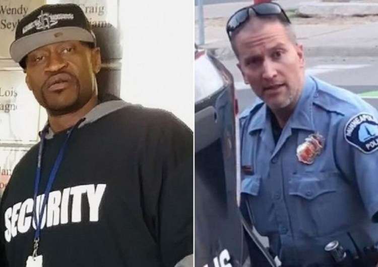 George Floyd and police officer charged with his death both worked at same nightclub in 2019 – Talk of Naija