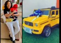 Actress, Toyin Abraham's son joins the benz gang – Talk of Naija