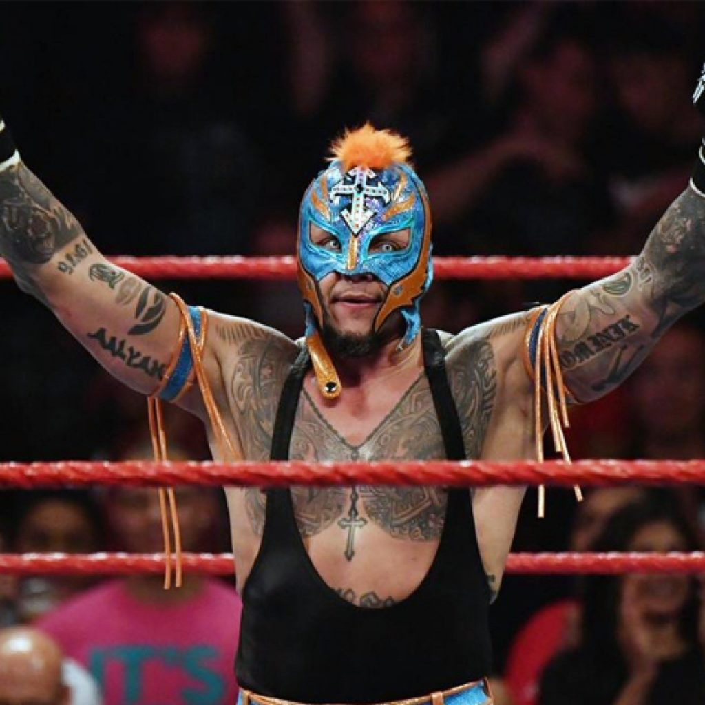 WWE Legend Rey Mysterio retires at 45, retirement ceremony on Monday Night Raw – Talk of Naija