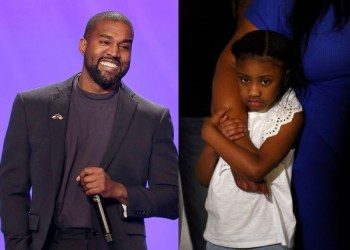 Kanye West donates $2million, sets up college fund for George Floyd's six-year-old daughter – Talk of Naija