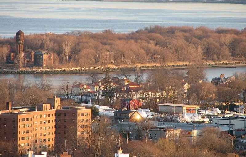 Davids Island Site (New Rochelle) - Remedy Selected to Address Site Contamination