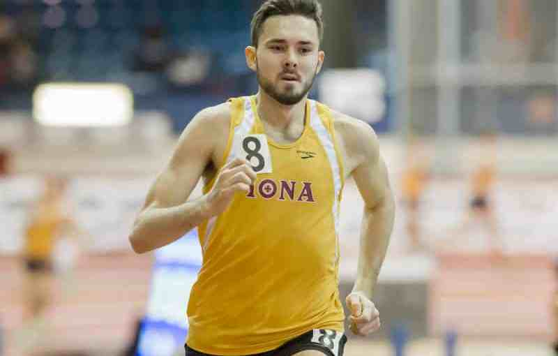 Clements Runs at Fastrack Last Chance