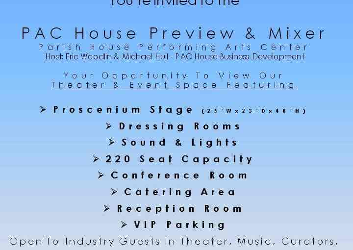 Invitation to PAC House Preview & Mixer.jpg