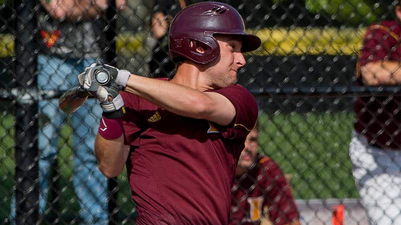 Marist Takes Game Three From Iona Baseball
