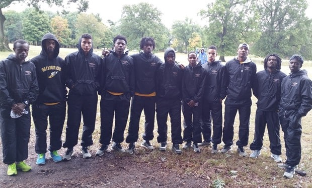 Monroe Men's Cross Country Places Second at the Northeast Invitational
