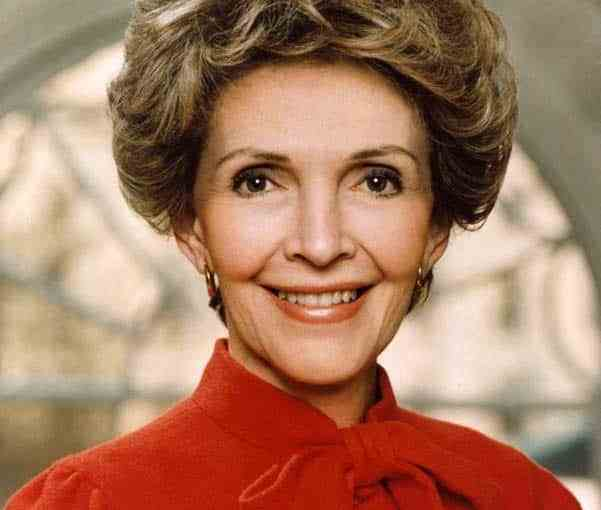 Astorino orders flags flown at half-staff for Nancy Reagan
