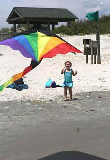 Kite Day May 21st at Davenport Park