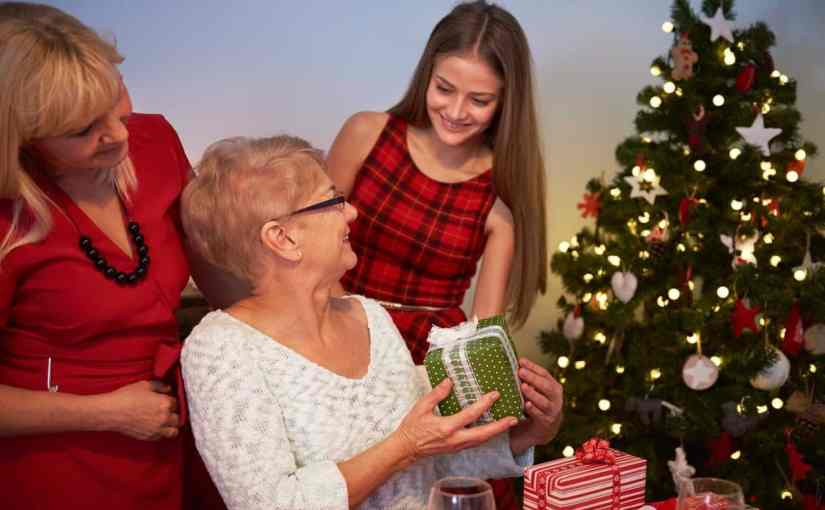 The elderly care experts at United Hebrew of New Rochelle share their top 9 holiday gifts for seniors. Credit: gpoinstudio