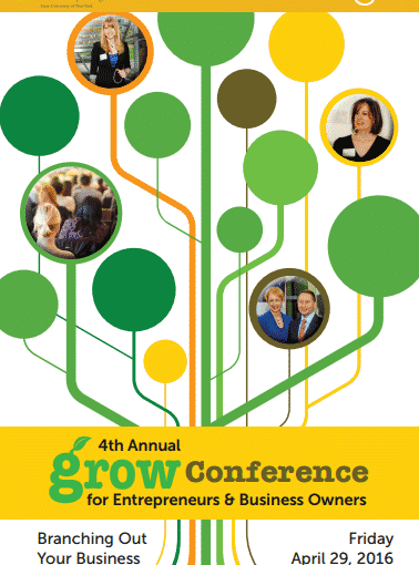 Astorino Encourages Small Businesses To Attend 4th Annual GROW Conference