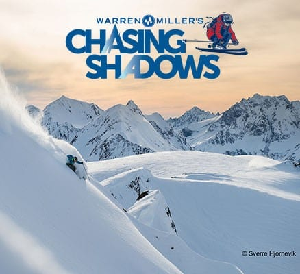 The Picture House Presents a Special Screening of Warren Miller's Chasing Shadows