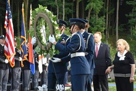 Westchester's 9/11 Memorial Ceremony at The Rising