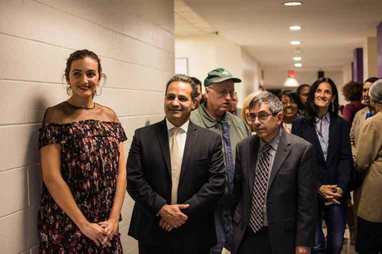 Three Alumni Inducted into New Rochelle High School Wall of Fame