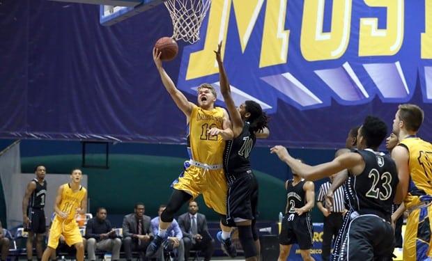 Monroe Men's Basketball Earns Pair of Close Wins at Chipola Classic.jpg