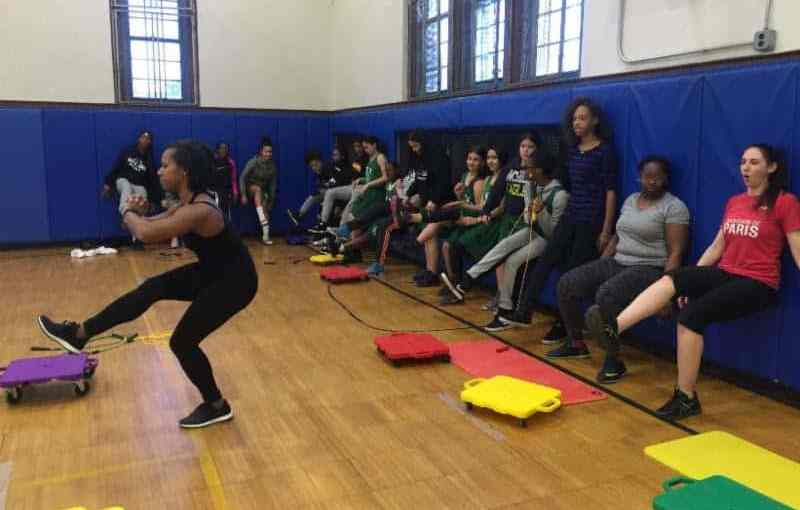 Fitness Challenge Emphasizes Positive Changes