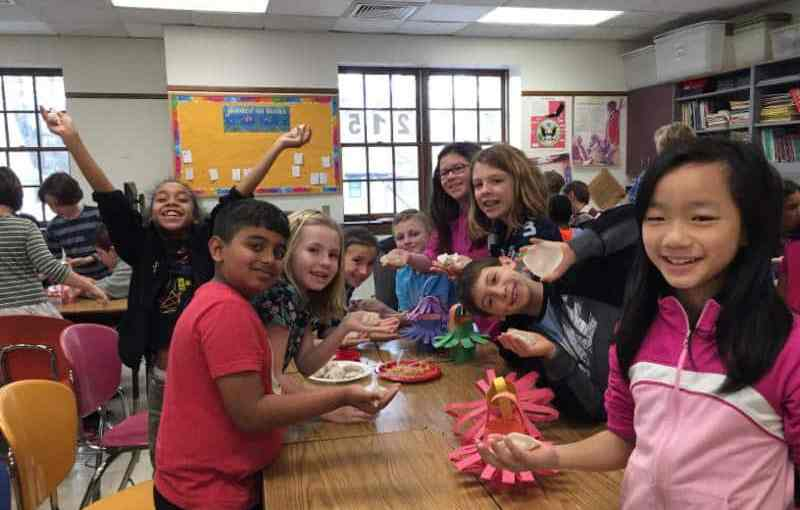 Kaleidoscope Students Get Taste of Chinese Culture
