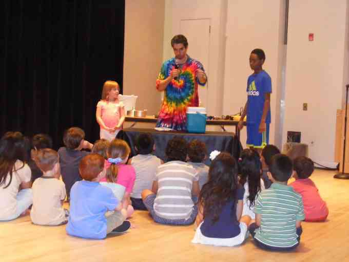 Library Presents Free Film for the Younger Set and Live Science Show