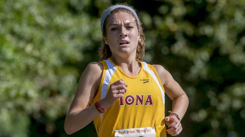 Both Cross Country Squads Earn Second Place at Marist Invitational