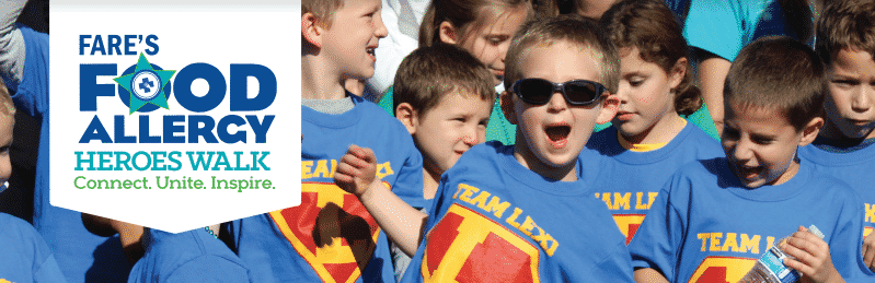 FARE's 2017 Food Allergy Heroes Walk Comes to Westchester, NY