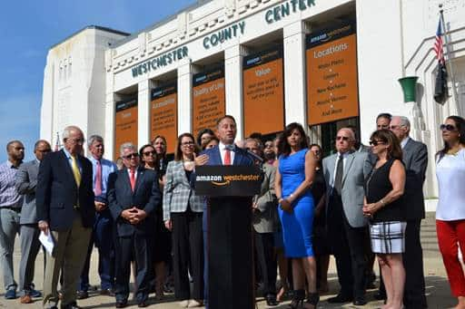 Astorino to Amazon: Westchester is the Smart Choice