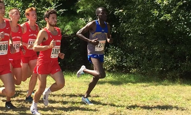 Masai Claims First to Lift No. 11 Monroe Men's Cross Country to Victory at Ted Owen Invitational