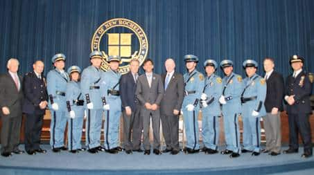 New Rochelle Police Department Promotional Ceremony